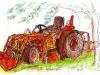 e-tractorinshade