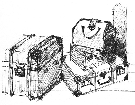 baggage arrangement